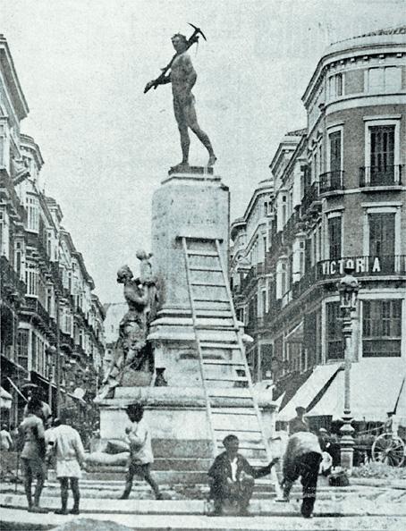 Masacre en Badajoz. Verano de 1936 Laestatuadelmarquesdelarios